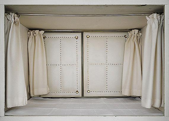 Tabernakel 7 aus SAKRALER RAUM, 58,5 x 42 cm, C-Print, Diasec, 2012