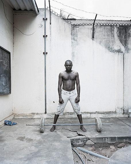 Malte Wandel: FOFO (big brother), Lomé, Togo, 80 x 100 cm