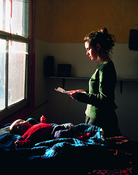 women reading possesion order 1997 www.hatjecantz.de