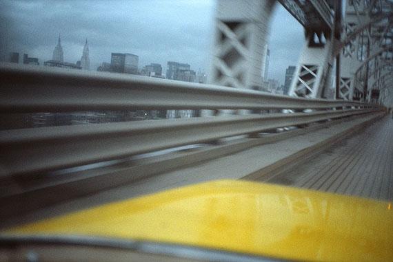 Rainer Fetting: Queensborough Bridge, New York 1978