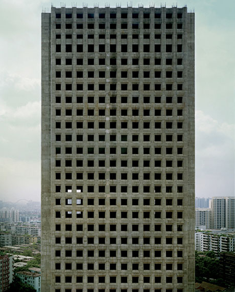 anothermountainman: Lanwei 13 / Guangzhou, 2006, Archival inkjet print, 139 x 111 cm (Edition of 10) / 114 x 91 cm (Edition of 10)
