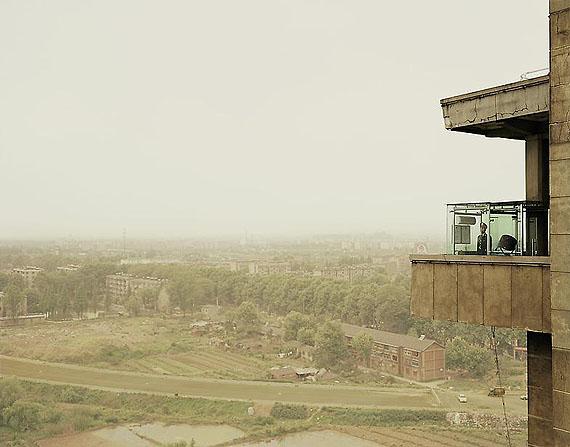 © Nadav Kander, Nanjing I, Jiangsu Province, 2007