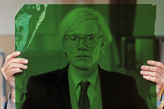 Thomas Hoepker, Warhol, New York, 1981 © Hoepker/Magnum Photos/Agentur Fokus