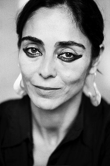 © Birgit Kleber, Shirin Neshat, 2005