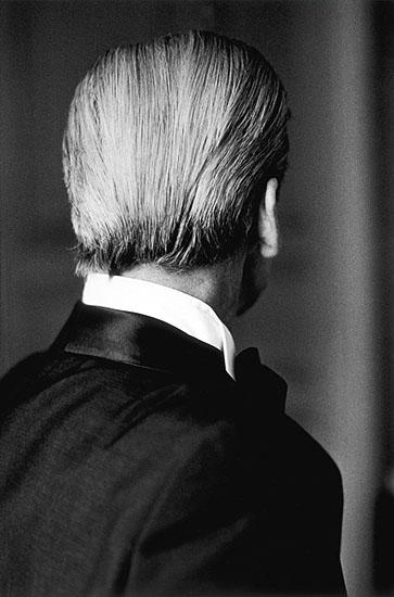 """© Beat Presser """"Klaus Kinski"""" Paris 1976"""