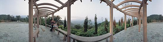 Miao XiaochunBeijing Index N31, 2007 - 2009C-Print, 25 x 95 cmEd. 4 + 1 AP