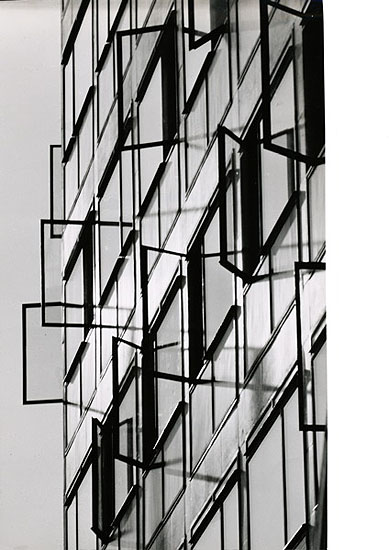© HANNES KILIAN 'Stuttgart' 1957