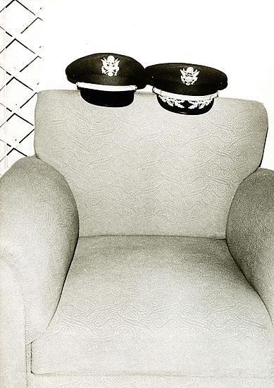 © HANNES KILIAN 'Kommandowechsel' 1966