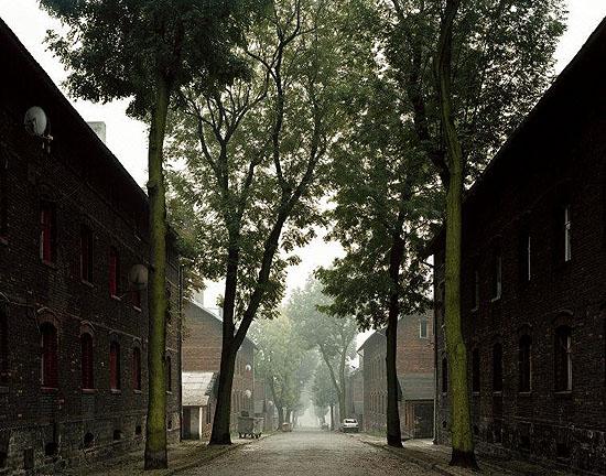 © Mark Power / Magnum Photos, POLAND. Upper Silesia. Zabrze. Housing. October 2004.