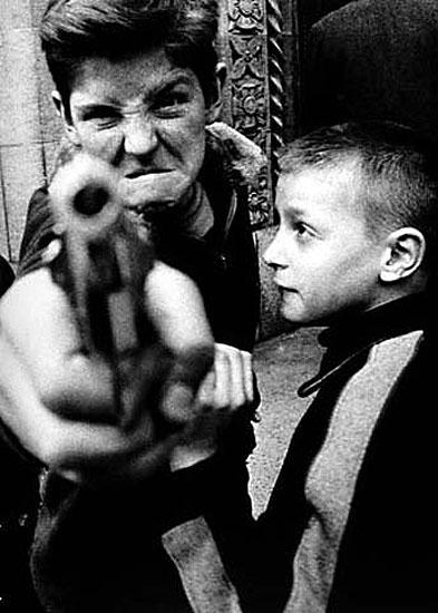 'Gun 1' New York 1955
