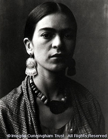 'Frida Kahlo' 1931