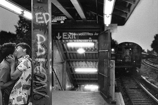 Ferdinando Scianna, Nova Iorque, Brooklyn, Coney Island, 1985© Ferdinando Scianna/Magnum Photos