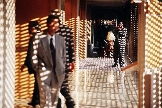 Georgij PinkhassovTOKYO - A hotel in the Akasaka neighborhood, 1996.© Georgij Pinkhassov / Magnum Photos