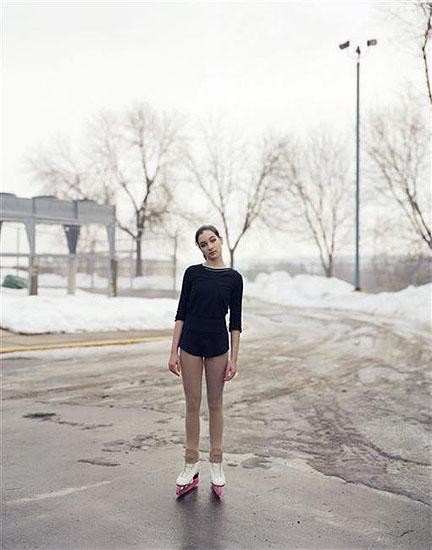 © Alec Soth / Magnum Photos, USA. Minnesota. 2007. USA. Minnesota. 2007. Kristin.