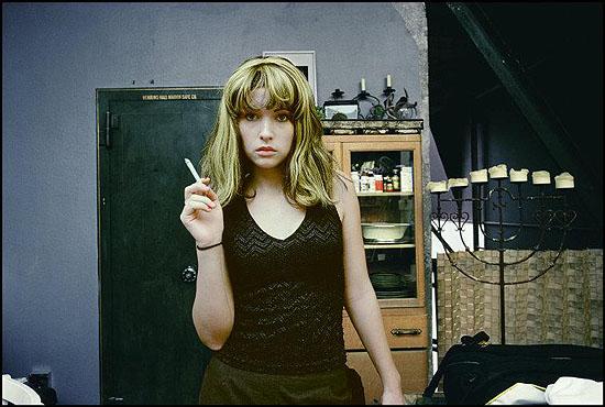 Sloane #34. 07.10.2003 Oakland, California © Lise Sarfati courtesy Magnum Gallery