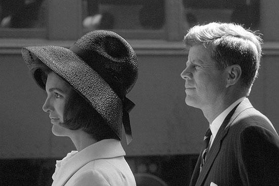 © Max Scheler Estate, Jackie und John F. Kennedy erwarten Hassan II. von Marokko, Washington, 1963