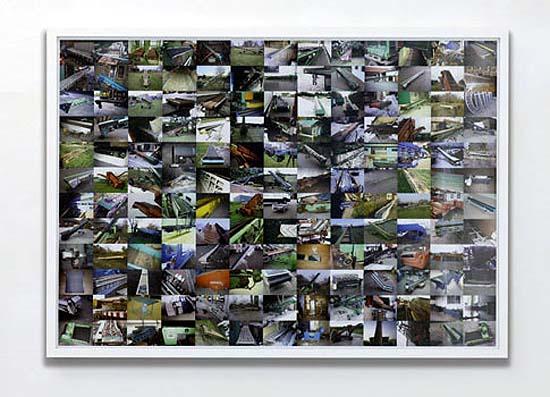 Förderband-Auktionsfotos I, 2004, 70 x 100, OCE LightJet in Holzrahmen, Auflage 5