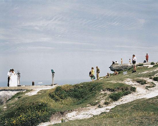 Cap Blanc-Nez1997 | C-print/diasec/frame | 165 x 200 x 5 cm & also 120 x 145 cmTotal edition of 9