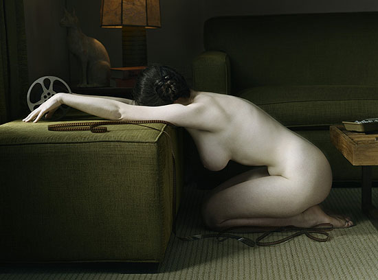 Untitled (Fawn)2006© Jeff BarkC-type print147.2 x 109.1 cm