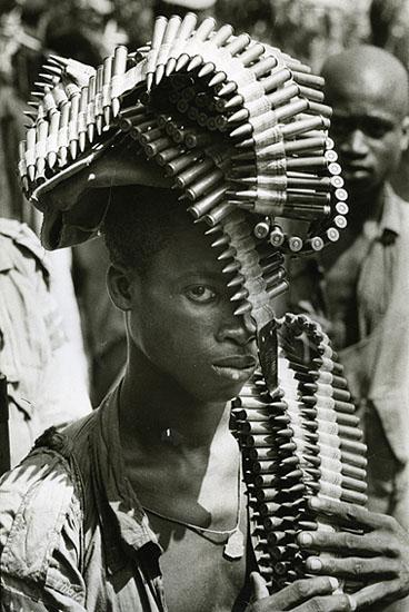 © Gilles Caron, Biafra, 1968