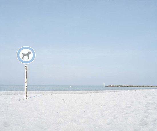 "© Kathry Baingo/BFF, Ausstellung ""Sehnsucht nach Meer""Fotofestival Horizonte Zingst 2009"