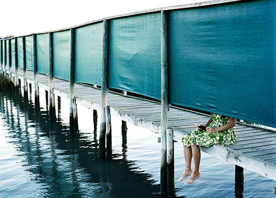 "© Markus Hintzen/BFF, Ausstellung ""Sehnsucht nach Meer""Fotofestival Horizonte Zingst 2009"