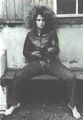 Aktionshose: Genitalpanik, sw-Foto, 1969