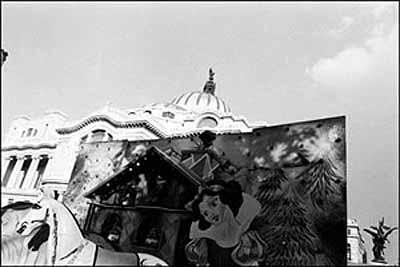 El palacio de Blanca Nieves, 1995