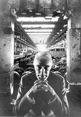 Alfried Krupp Industrialist Essen, Germany, 1963