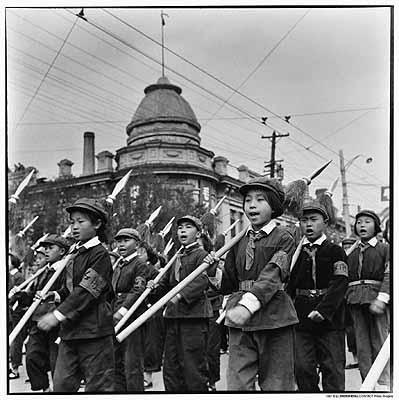 Harbin, province du Heilongjiang, 1er octobre 1966