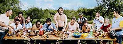 Asado criollo, 2001