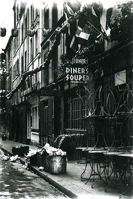 Paris, Bal du 14 juillet 1927, 1927