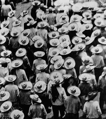 Campesinos, 1928