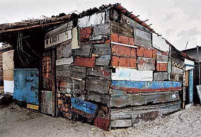 Casa Barco, 2003