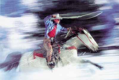 Richard PrinceUntitled (cowboy), 2001Ektacolor photograph50 x 75 inchesCourtesy Barbara Gladstone