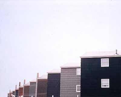 Dan Graham HOMES FOR AMERICA (DETAIL) 1966-67