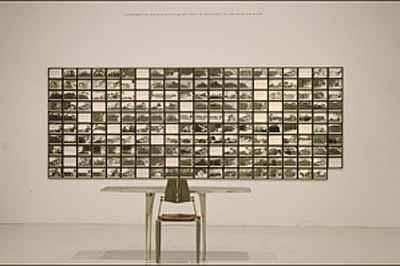 Sophie Calle, The Sleepers, 1979, Installation view at the Centre Pompidou, Paris, 2003-2004, Photo Jean-Claude Planchet, Centre Pompidou
