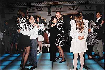 Bat Mitzvah Dance, Chicago (1993)