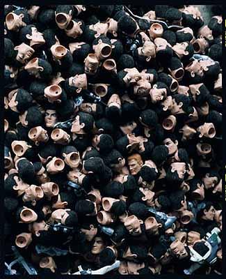 © Xing Danwen . from Duplication series 2003