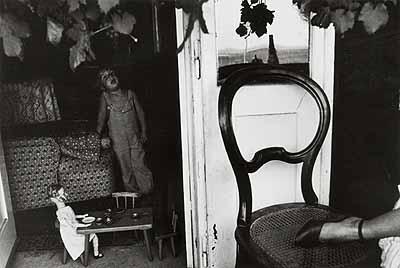 Helga Paris, Ahrenshop 1984, 18 x 24 cm, Silbergelatine Baryt © Helga Paris