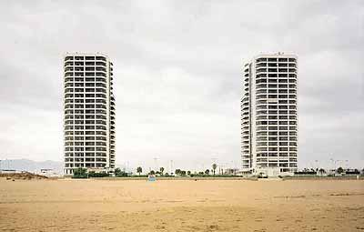 Sergio Belinchón, Ciudades  Efímeras 1 (Ephemeral Cities), 2000