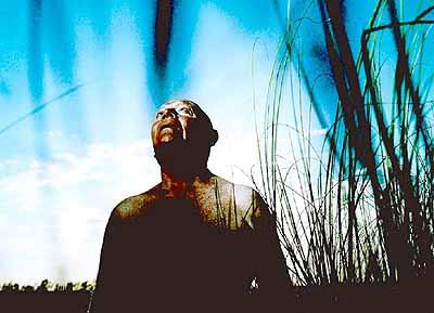 Nicolás Trombetta . Sin título. Fotografía de 2003, de la serie 'Lugar habitante', 90 x 110 cm.