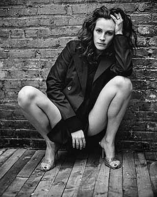 Julia Roberts, NYC '00