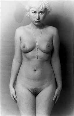 Arno Nollen (NL *1964)Melanie 2002inkt op papier 110 x 160 cmGalerie Van Zoetendaal