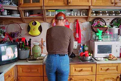 Hannele Rantala Natascha 2001 Kromogeeninen värivedos Valokuvataiteen museo