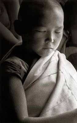 Boy, Mongolia, 1995