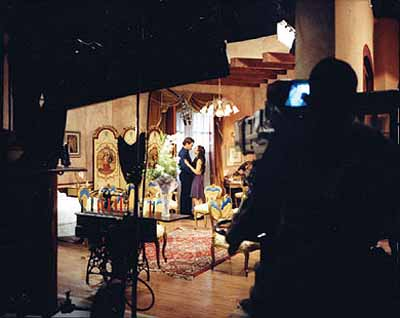 Scene from 'Amarte es Mi Pecado' (Loving You is My Sin) 