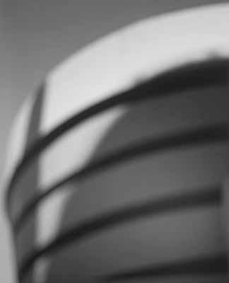 Hiroshi SugimotoGuggenheim Museum, New York (Architect: Frank Lloyd Wright)1997gelatin-silver print149.2 x 119.4cm