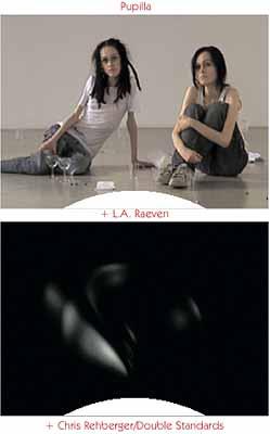 L.A. Raeven + Pupilla + Double Standards