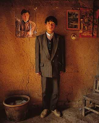 Zhao Weidong, 16 Jiyvan County, Henan, 1999 Jiang Jian